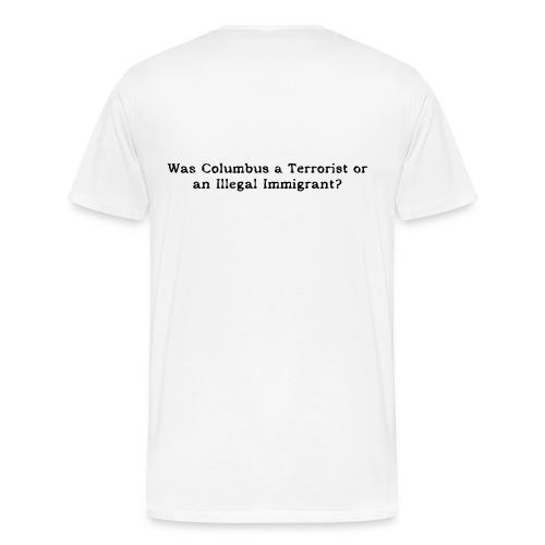 Neocon Tee - Men's Premium T-Shirt