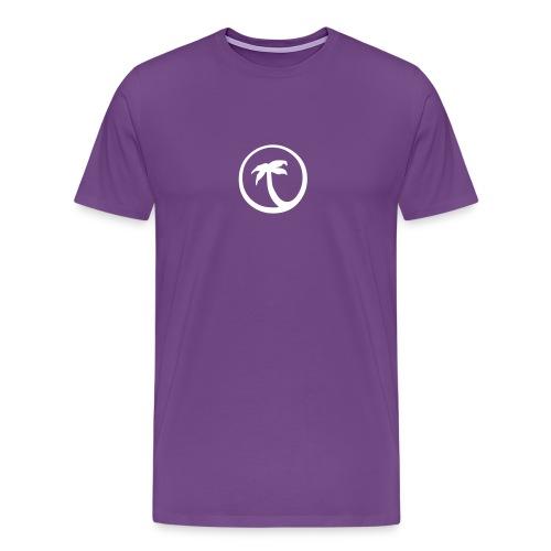 Palm/Surf - Men's Premium T-Shirt
