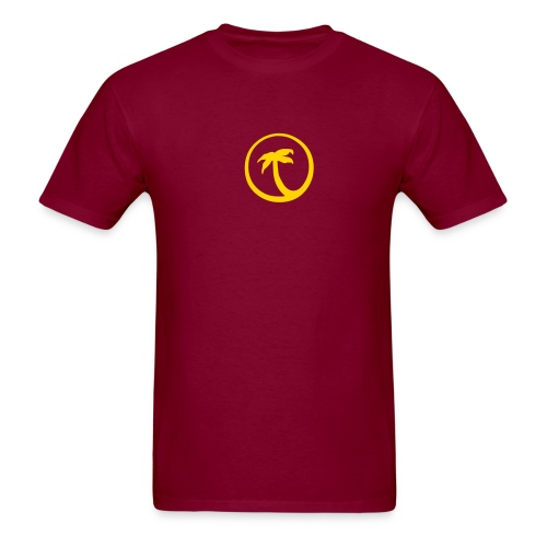 Palm/Surf - Men's T-Shirt