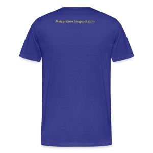Minor For Pope Blue - Men's Premium T-Shirt