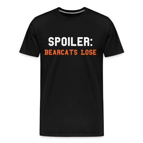 Bearcats - Men's Premium T-Shirt