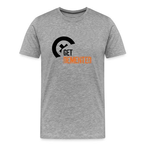Demented T-shirt [Demented:M:T] - Men's Premium T-Shirt