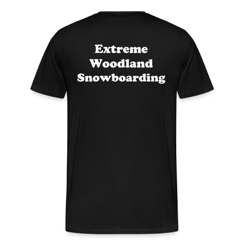 Be Extreme T-shirt - Men's Premium T-Shirt