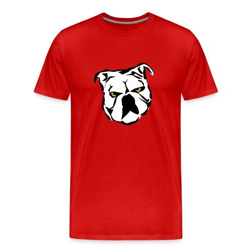 Georgia Dawg Spurrier is a Limp Cock T-shirt - Men's Premium T-Shirt