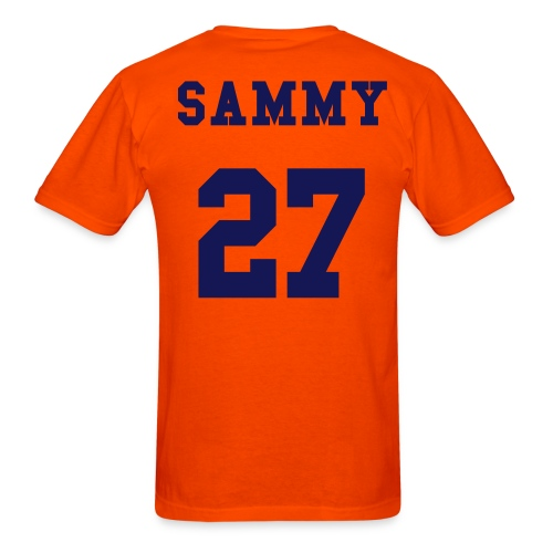 Sammy-27 - Men's T-Shirt