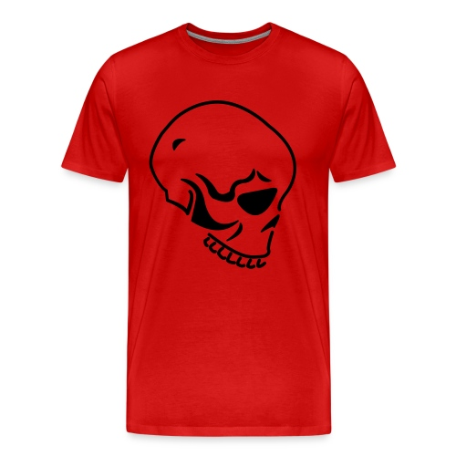 Skull top - Men's Premium T-Shirt