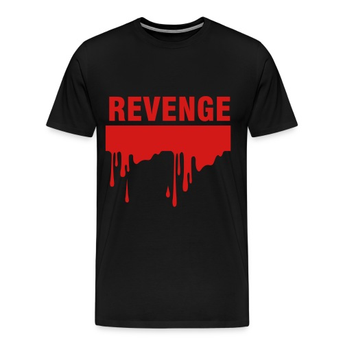 Bloody Revenge - Men's Premium T-Shirt