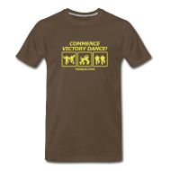 T-Shirts ~ Men's Premium T-Shirt ~ Victory Dance