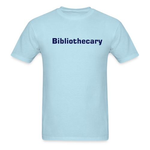 Bibliothecary (Librarian) - Men's T-Shirt