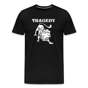 TRAGEDY LION MEN'S TEE - Men's Premium T-Shirt