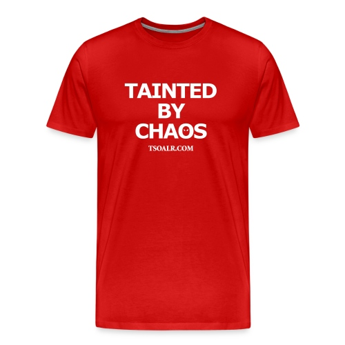 Tainted by Chaos (Purge Me!) - Men's Premium T-Shirt
