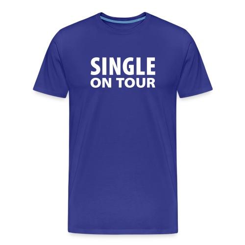 on tour - Men's Premium T-Shirt