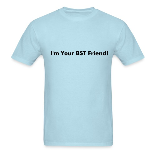 BST Tshirt - Men's T-Shirt