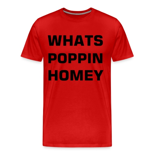 HOMEY TEE - Men's Premium T-Shirt