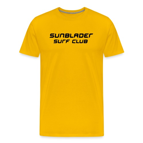 Sunblader Surf Club - Men's Premium T-Shirt