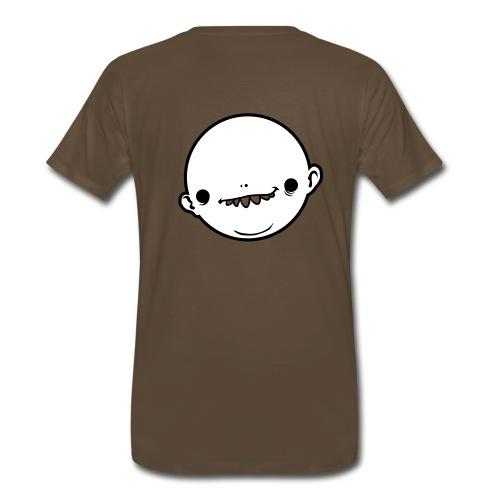 Face on shirt - Men's Premium T-Shirt