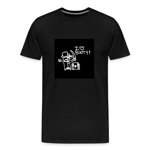 Pirate Booty - Men's Premium T-Shirt
