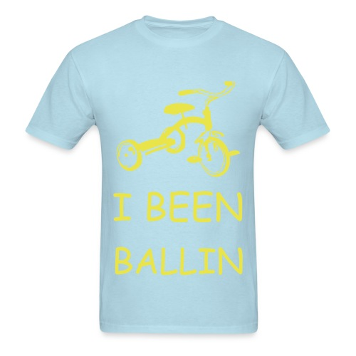 Been Ballin Tee - Men's T-Shirt