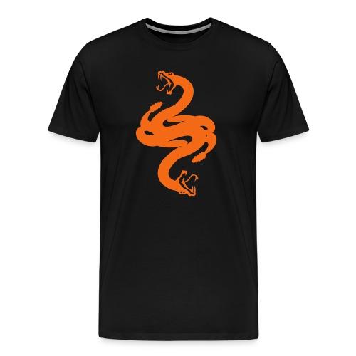 Snakes T  - Men's Premium T-Shirt
