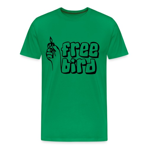 Free Bird - Men's Premium T-Shirt