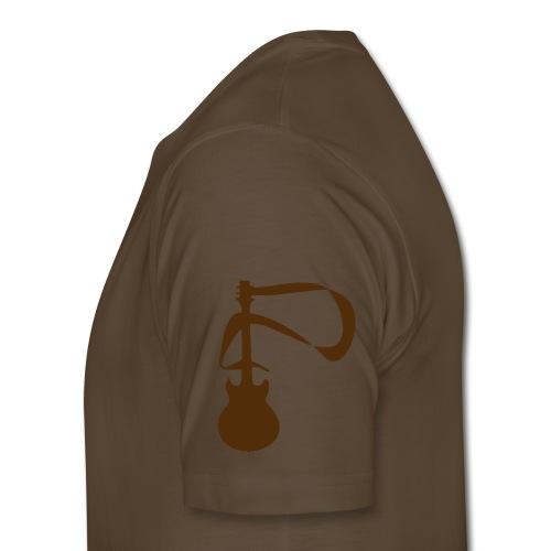 chocolateandwhiteRLT - Men's Premium T-Shirt