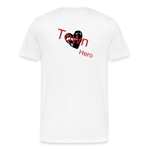 Town Hero (w) - Men's Premium T-Shirt