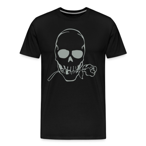 ABF Skull-T - Men's Premium T-Shirt