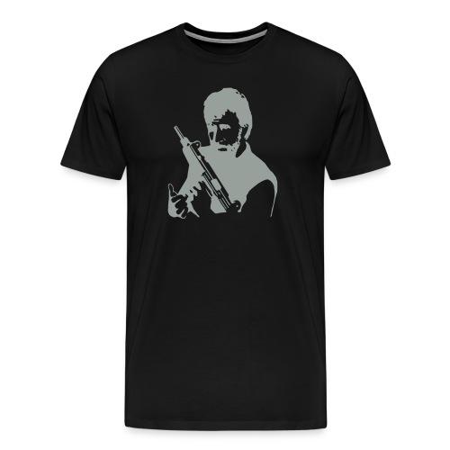 ABF Chuck Norris-T - Men's Premium T-Shirt