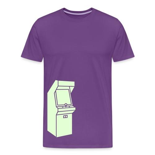 Gamerz - Men's Premium T-Shirt