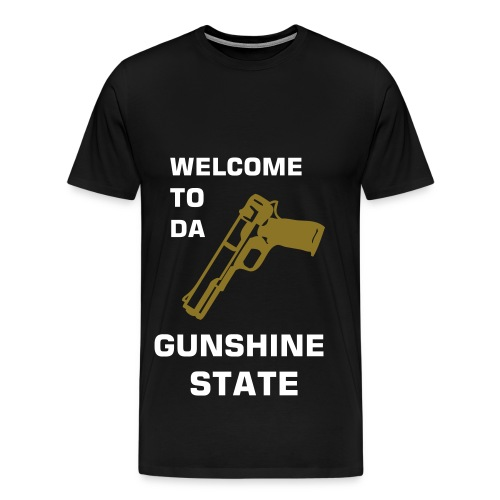 GUNSHINE STATE - Men's Premium T-Shirt