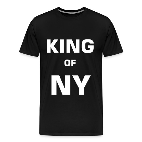 NY KING - Men's Premium T-Shirt