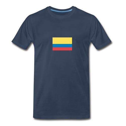 Colombia Tee - Men's Premium T-Shirt