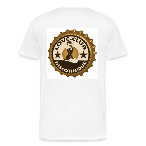 Sexy Love Club - Men's Premium T-Shirt