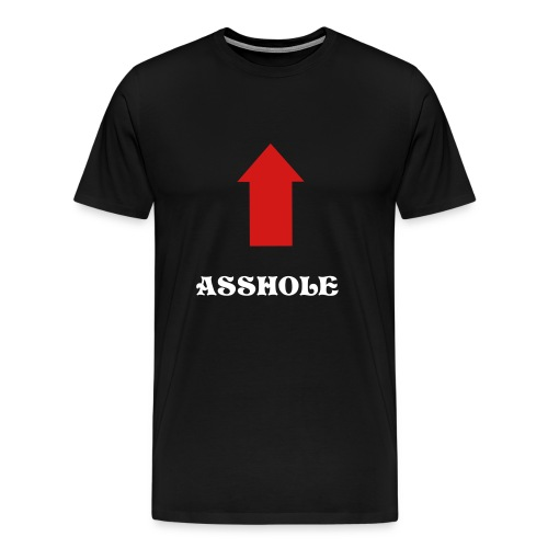 I'm an asshole - Men's Premium T-Shirt