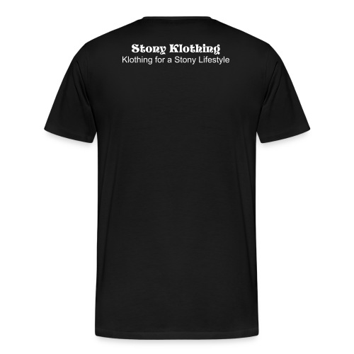 Listen to Stony Kurtis - Men's Premium T-Shirt