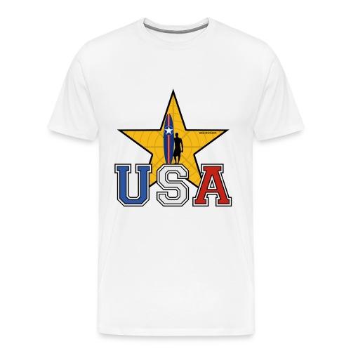 Surf star - Men's Premium T-Shirt