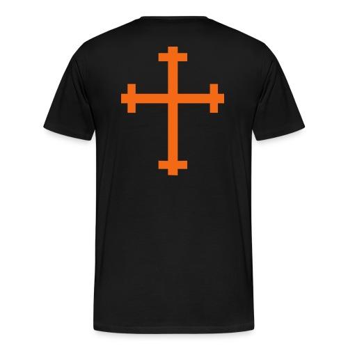 BT Black 3 - Men's Premium T-Shirt