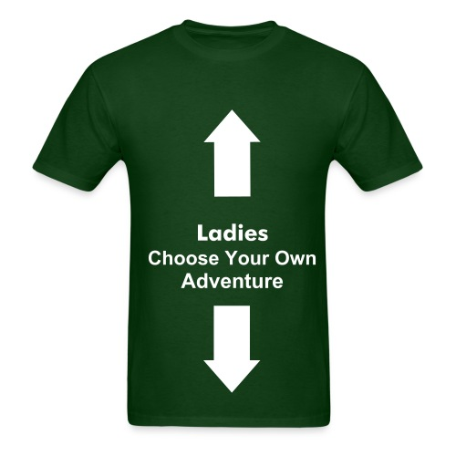 Lady Adventurez - Men's T-Shirt