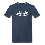 T-Shirts ~ Men's Premium T-Shirt ~ [chase]