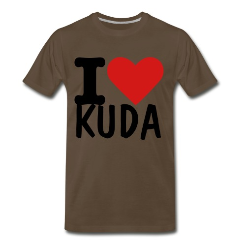 For the Kuda Lover - Men's Premium T-Shirt
