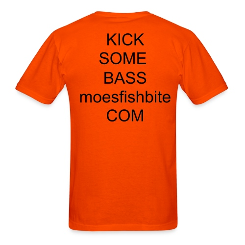 GO VOLS KICK SOME BASS - Men's T-Shirt