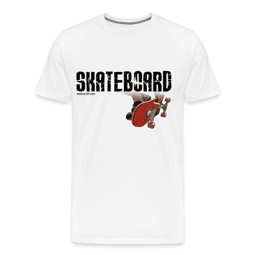 Skateboard t-shirt - Men's Premium T-Shirt