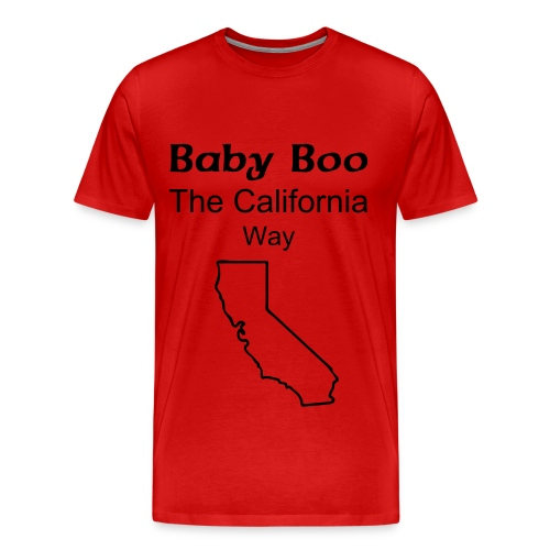 California4 - Men's Premium T-Shirt