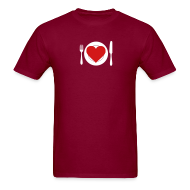 T-Shirts ~ Men's T-Shirt ~ [heartmeal]