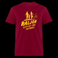 T-Shirts ~ Men's T-Shirt ~ RALJON, City Of The Future T-shirt