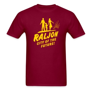 RALJON, City Of The Future T-shirt - Men's T-Shirt