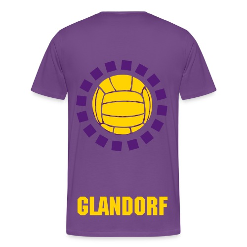 Glandorf Vollyball Tee - Men's Premium T-Shirt