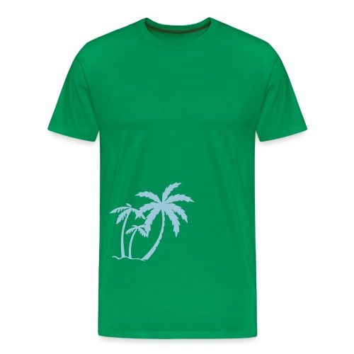 Island Greens - Men's Premium T-Shirt