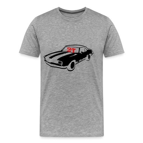2T Ridin' Dirty - Men's Premium T-Shirt