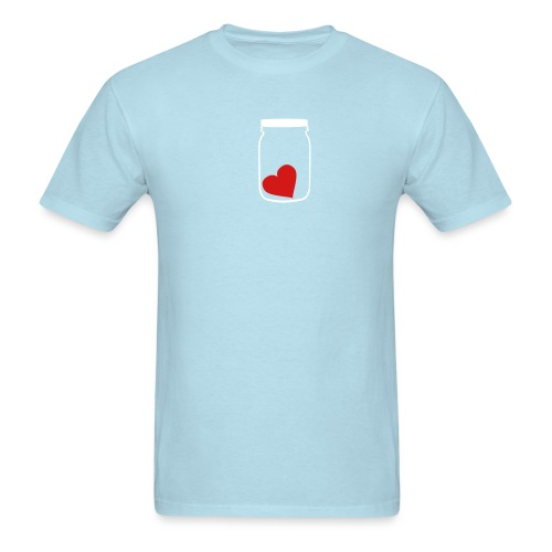 [heartjar] - Men's T-Shirt